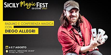 Due giorni con Diego Allegri biglietti