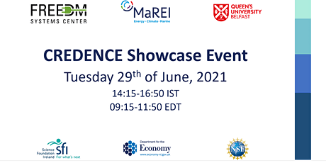 CREDENCE Showcase Event tickets