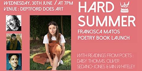 Francisca Matos - HARD SUMMER launch @ DEPTFORD does ART tickets