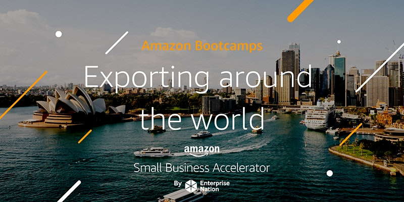 Amazon bootcamp: Exporting around the world