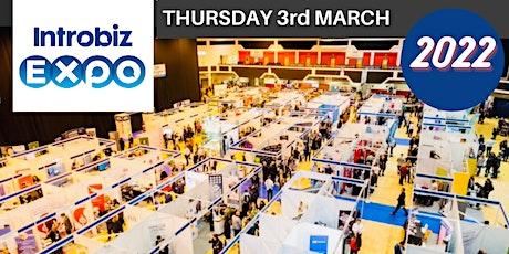 Wales' Largest Business Event Introbiz EXPO 2022 billets
