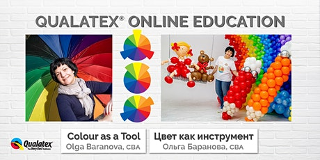 Qualatex Online Education - Color as a Tool tickets