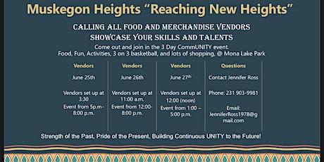 Mona Lake Park 3 Day Vendors tickets