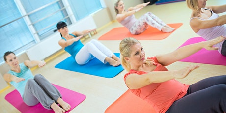 Pilates Taster Session (am) tickets