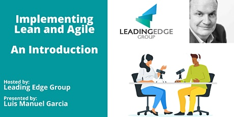 Implementing Lean and Agile: An Introduction tickets
