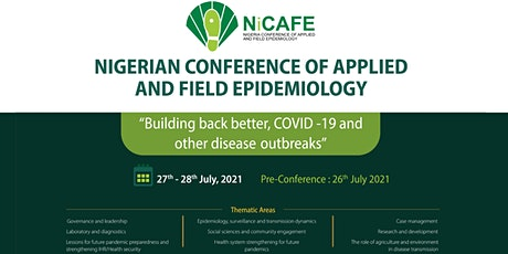 Nigeria Conference of Applied and Field Epidemiology (NiCAFE) tickets