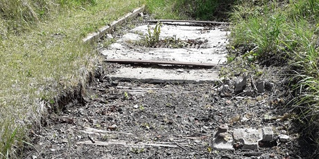 Railway legacy to  wildflower haven 2.30 pm walk tickets