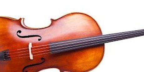Schnupperstunde  Violine oder Bratsche bei C. Krebs  MSV Halver Tickets
