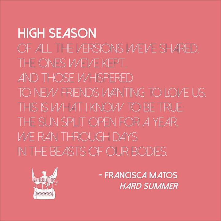 Francisca Matos - HARD SUMMER launch @ DEPTFORD does ART image