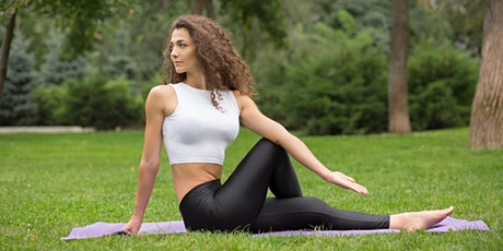 Yoga and mindfulness | Yoga in the park tickets