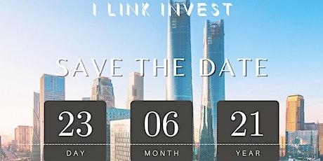 Lancement I-Link Invest Paris billets