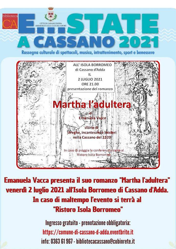 Immagine E..state a Cassano - presentazione libro