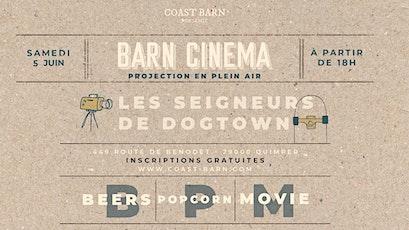 """BARN CINEMA / Projection  """"Les Seigneurs de Dogtown"""" billets"""