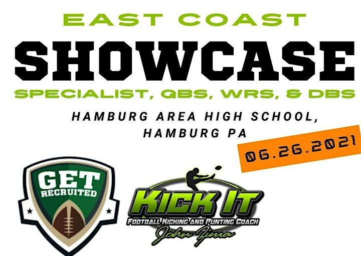 Get Recruited East Coast Showcase Hamburg image