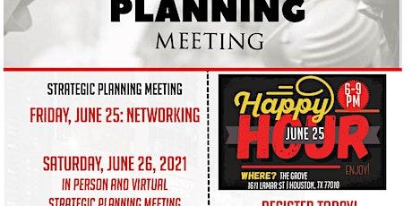 NABWIC Strategic Planning Happy Hour tickets