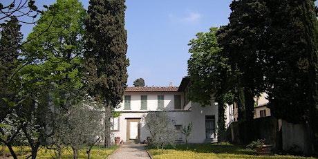 Visite guidate a Villa Galileo biglietti