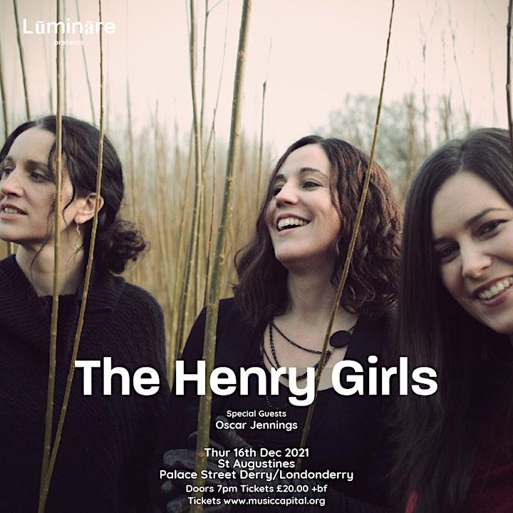 Lūmināre presents: The Henry Girls image