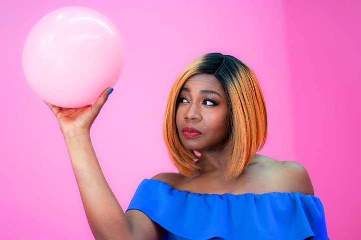 Balls To The Wall COMEDY SHOW! Featuring Tamika Campbell: Bild