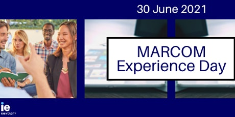 IE MARCOM Experience Day! tickets