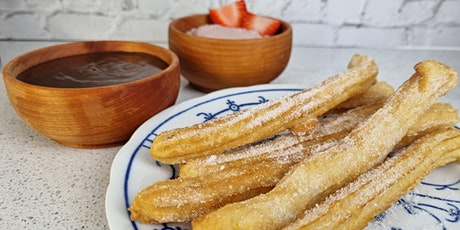 Churros with Chocolate Cooking Class tickets