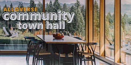 Alloverse Community Town Hall tickets
