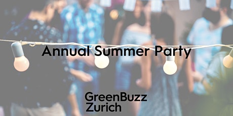 Annual Summer Party - Celebrating Sustainability in Zurich tickets
