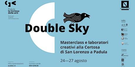 DOUBLE SKY | MASTERCLASS | BATTERIA biglietti