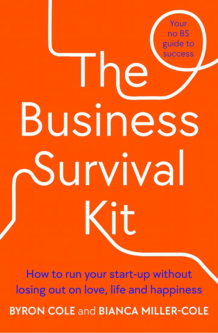 The Business Survival Kit Book Launch | Business Book Event image