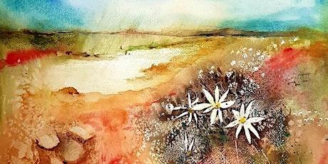 Sue Salisbury - Watercolour Mixed Media tickets