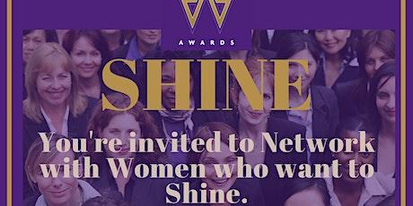 SHINE Networking - June tickets