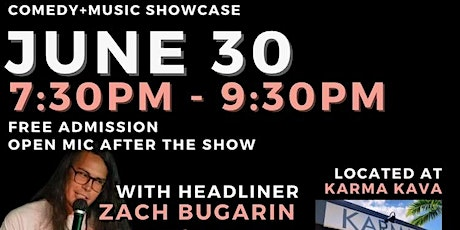 Out The Box Comedy+Music Showcase tickets