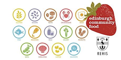 Edinburgh Community Food ¦ REHIS Allergy Awareness tickets