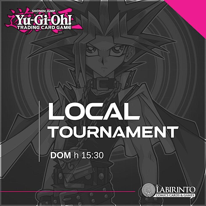 Immagine YGO! LOCAL TOURNAMENT   Domenica - h 15:30