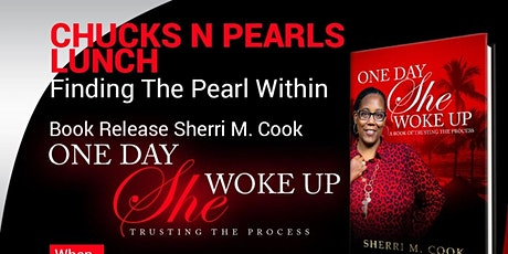 Chucks n Pearls Lunch / Book Signing Author Sherri M. Cook tickets