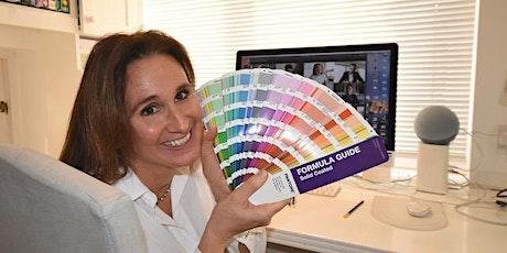 Brand Colour: Colour Association, Representation and Interpretation tickets