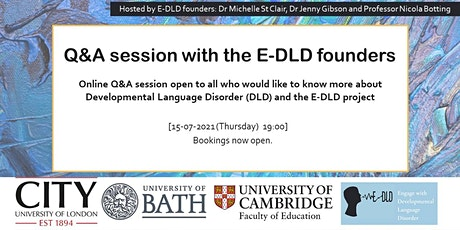 E-DLD Event - Q&A session with the E-DLD founders tickets