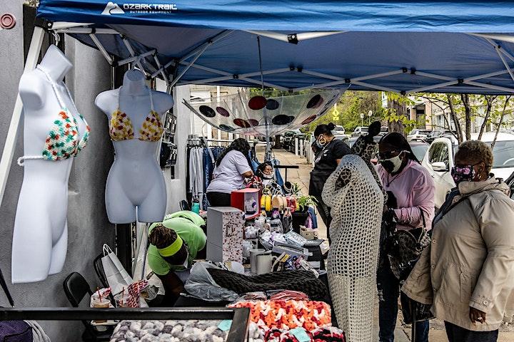 Juneteenth - Buy Local, Buy Black! Pop Up Shop! image