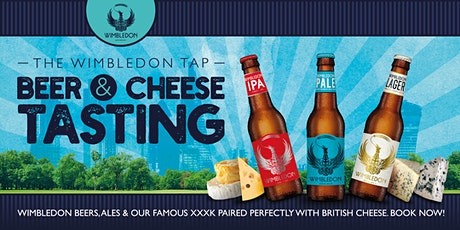 Wimbledon Tap Beer and Cheese Tasting Evening tickets