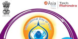 International Day of Yoga 2015 - Philippines