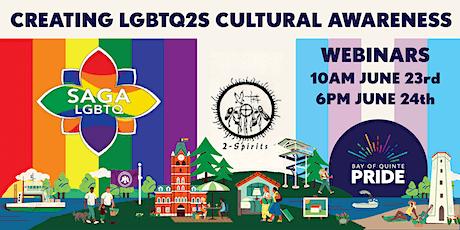 Creating LGBTQ2S Cultural Awareness tickets