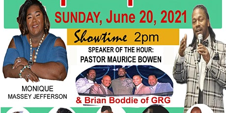 """""""Giving Honor to My Father"""" GOSPEL EXPLOSION tickets"""