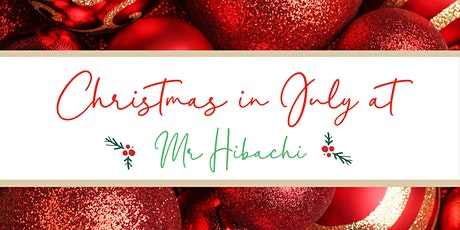 Christmas in July | 5 Course Degustation tickets