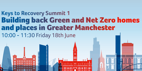 Building back Green and Net Zero homes and places in Greater Manchester tickets