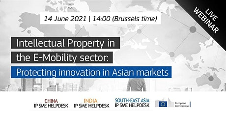 Intellectual Property in Asia for the E-Mobility sector tickets