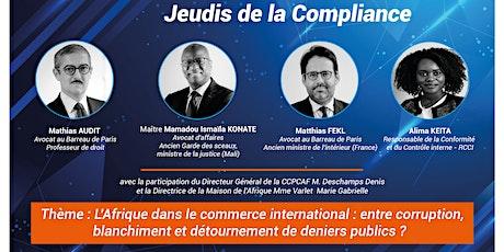 """Webinaire """"L'Afrique dans le Commerce International"""" billets"""