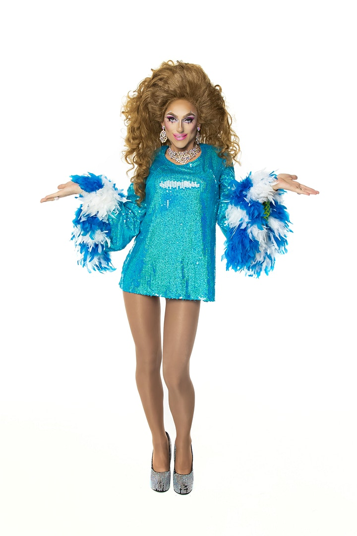 Drag Queen Bingo moved to Kings Beach  Tavern 18+ image