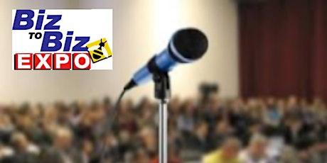 Biz To Biz Business Expo Seminars tickets
