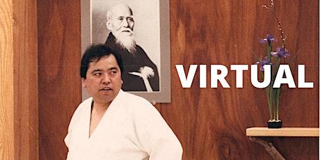 Virtual Fumio Toyoda Shihan Memorial tickets