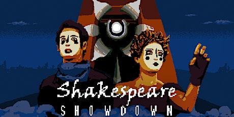 Shakespeare Showdown - with a kiss I die dal 7/6 al 27/6 biglietti
