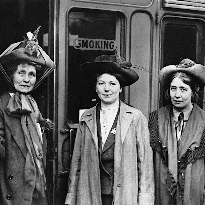 Suffragette City – Manchester International Festival Official Guided Tour image